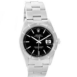Rolex Date 15210 34mm Mens Watch