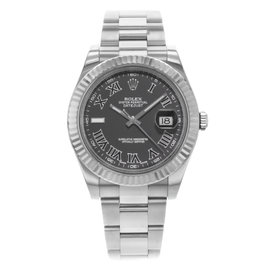 Rolex Datejust II 116334 bkrio 41mm Mens Watch