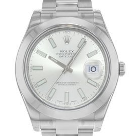 Rolex Datejust II 116300SIO 41mm Mens Watch