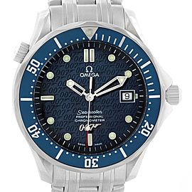 Omega Seamaster 40 Years James Bond Limited Edition 2537.80.00 41mm Mens Watch