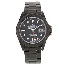 Rolex Explorer II 16570 40mm Mens Watch