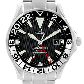 Omega Seamaster GMT Gerry Lopez Limited Edition 2536.50.00 41mm Mens Watch