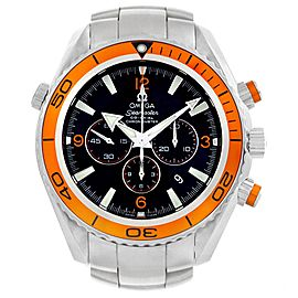 Omega Seamaster Planet Ocean 2218.50.00 45.5mm Mens Watch