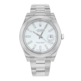 Rolex Datejust II 116300 WIO 41mm Mens Watch