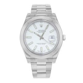 Rolex Datejust II 116300 WIO 41mm Mens Watch