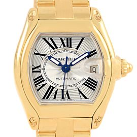 Cartier Roadster W62005V1 44mm Mens Watch