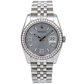 Rolex Datejust 116244 36mm Mens Watch