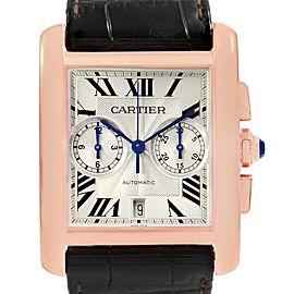 Cartier Tank W5330005 34.3mm Mens Watch