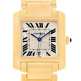 Cartier Tank Francaise W50001R2 28mm Unisex Watch