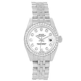 Rolex Datejust 179384 26mm Womens Watch