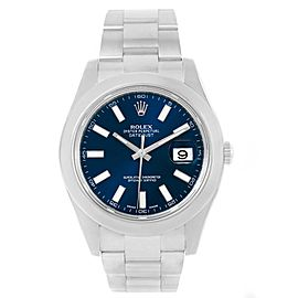 Rolex Datejust 116300 41mm Mens Watch