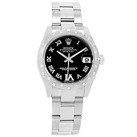 Rolex Datejust Midsize 178344 31mm Womens Watch