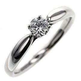 TIFFANY & Co. platinum/diamond Harmony Ring