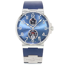 Ulysse Nardin Marine 263-66-3/623 41mm Mens Watch