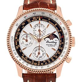 Breitling Montbrillant Olympus R19350 42mm Mens Watch