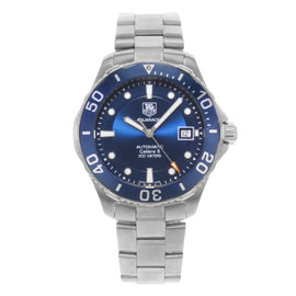 Tag Heuer Aquaracer WAN2111.BA0822 41mm Mens Watch