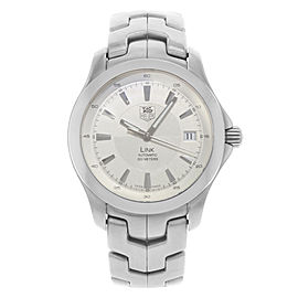 Tag Heuer Link WJF2111.BA0570 39mm Mens Watch