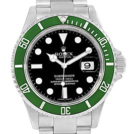 Rolex Submariner 50th Anniversary 16610LV 40mm Mens Watch