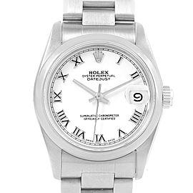 Rolex Oyster 68240 31mm Womens Watch