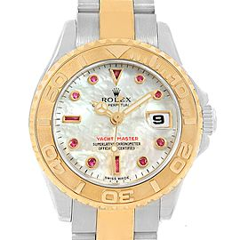 Rolex Yachtmaster 169623 29mm Womens Watch
