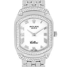 Rolex Cellini Cellissima 6693 24mm Womens Watch