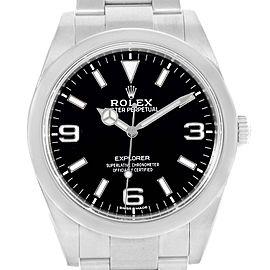 Rolex Explorer I 214270 39mm Mens Watch