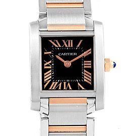 Cartier Francaise W5010001 25mm Womens Watch