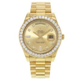 Rolex Day-Date 218238 41mm Mens Watch