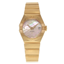 Omega Constellation 123.50.27.20.57.001 27mm Womens Watch