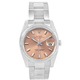 Rolex Date 115234 34mm Unisex Watch
