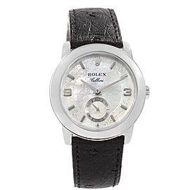 Rolex Cellini Cellinium 5240 35mm Mens Watch