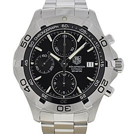 TAG Heuer Aquaracer Chronograph Stainless Steel CAF2110 Watch