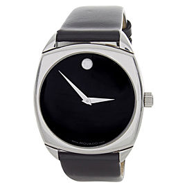 Movado Museum Automatic Self-Winding Mens Watch