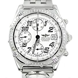 Breitling A13350 Chronomat Stainless Steel Automatic Men's Watch