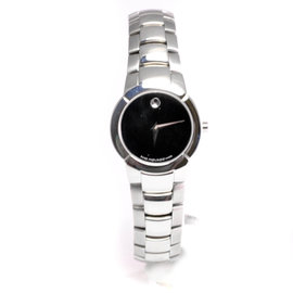 Movado 84-A1-1842 Museum Stainless Steel Womens Watch