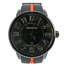 Tendence 02035010 Stainless Steel / Rubber 51mm Quartz Mens Watch