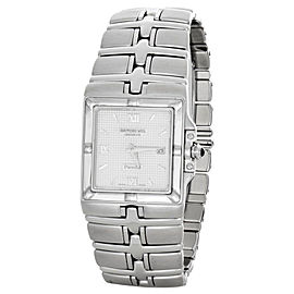 Raymond Weil 9391/SIL Parsifal Stainless Steel Bracelet Quartz Mens Watch