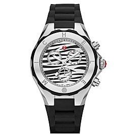 Michele MWW12F000053 Tahitian Jelly Bean Zebra Watch