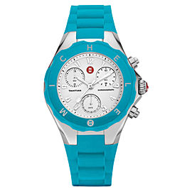 Michele MWW12F000016 Tahitian Jelly Bean Turquoise Watch