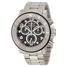 Invicta 11160 Sea Hunter Pro Diver Chronograph Black Dial Quartz Watch