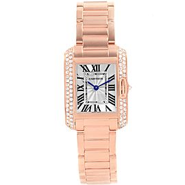 Cartier Tank Anglaise 100002 30mm Womens Watch