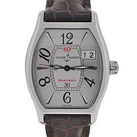 Ulysse Nardin Michelangelo Stainless Steel 35mm Watch