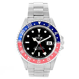 Rolex GMT Master 16700 Pepsi Bezel 40mm Mens Watch