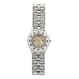 Mauboussin R.63683 18K White Gold Quartz 25mm Womens Watch