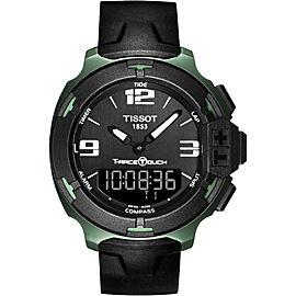 Tissot T081.420.97.057.01 Aluminum Quartz 42.15mm Mens Watch