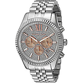 Michael Kors MK8515 Stainless Steel 44mm Mens Watch