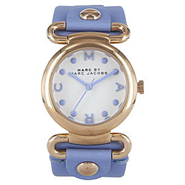 Marc By Marc Jacobs MBM1307 Gold Tone Stainless Steel 30mm Womens Watch