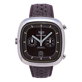 Tag Heuer Silverstone 110.313 Stainless Steel / Leather 40mm Mens Watch