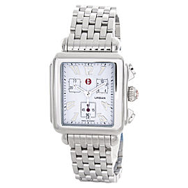 Michele MW02B00A0001 Stainless Steel 34mm Womens Watch