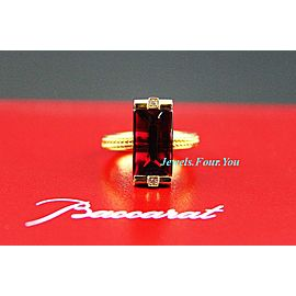 Diamond, Ruby Womens Ring